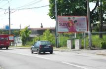 Billboard, Ostrava (Michalkovická)