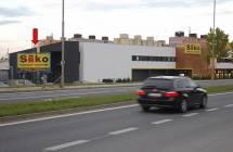 331342 Billboard, Plzeň - Bolevec (Studentská)