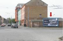 Billboard, Plzeň  (Sušická - Velenická)