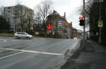Billboard, Liberec (Sokolská / Zhořelecká )