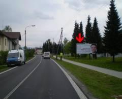 771034 Billboard, Jeseník (Česká Ves, směr centrum )