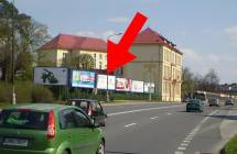 Billboard, Olomouc (Foerstrova, E442, hl. tah HK - Brno, Ost)